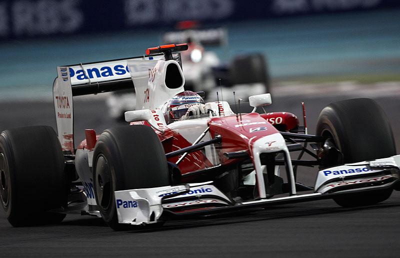 Také Toyota letos odchází z F1: - fotka 46
