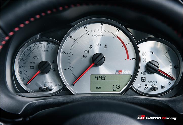 Toyota Vitz GRMN Turbo aneb ostrý Yaris pro Japonsko: - fotka 1