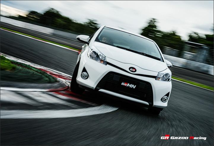 Toyota Vitz GRMN Turbo aneb ostrý Yaris pro Japonsko: - fotka 8