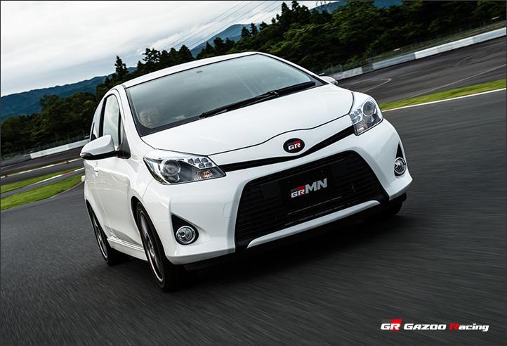 Toyota Vitz GRMN Turbo aneb ostrý Yaris pro Japonsko: - fotka 9