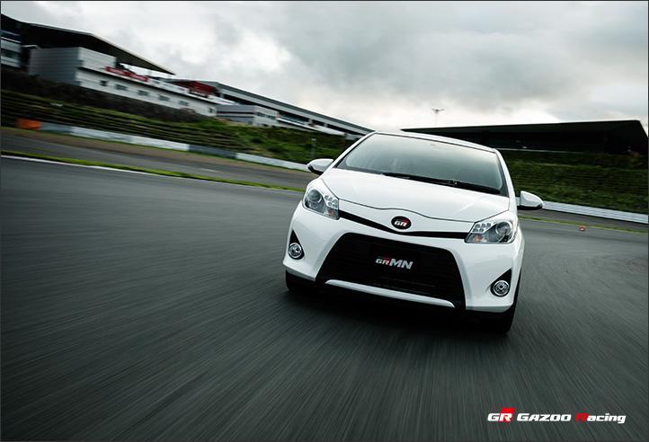 Toyota Vitz GRMN Turbo aneb ostrý Yaris pro Japonsko: - fotka 10