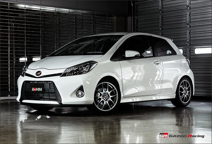Toyota Vitz GRMN Turbo aneb ostrý Yaris pro Japonsko: - fotka 11
