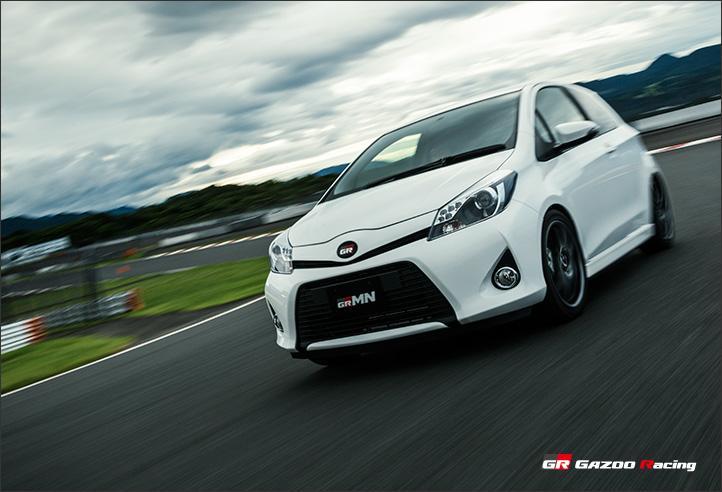 Toyota Vitz GRMN Turbo aneb ostrý Yaris pro Japonsko: - fotka 12