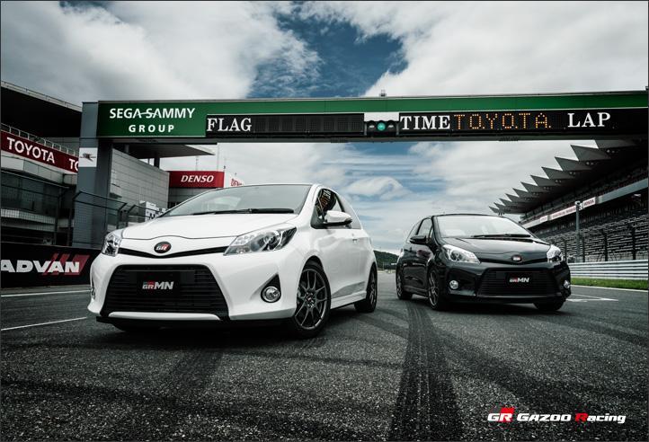Toyota Vitz GRMN Turbo aneb ostrý Yaris pro Japonsko: - fotka 13