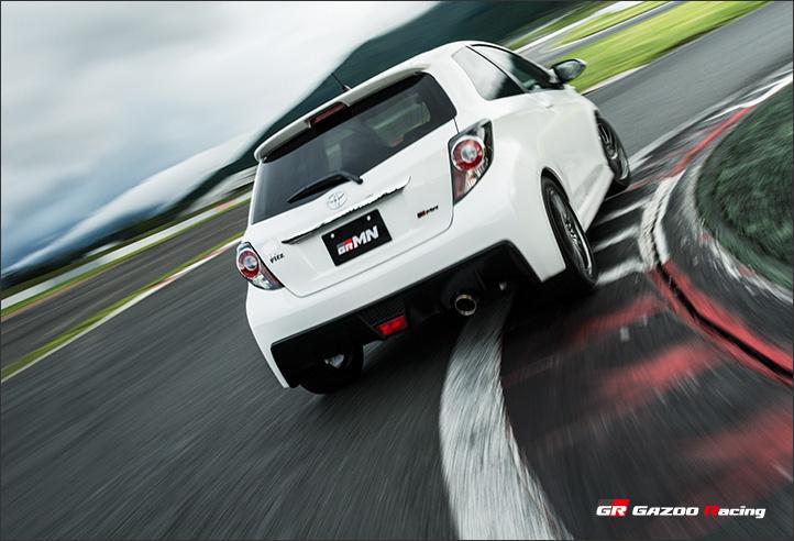 Toyota Vitz GRMN Turbo aneb ostrý Yaris pro Japonsko: - fotka 16