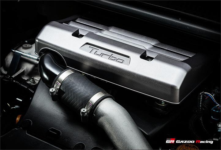 Toyota Vitz GRMN Turbo aneb ostrý Yaris pro Japonsko: - fotka 18