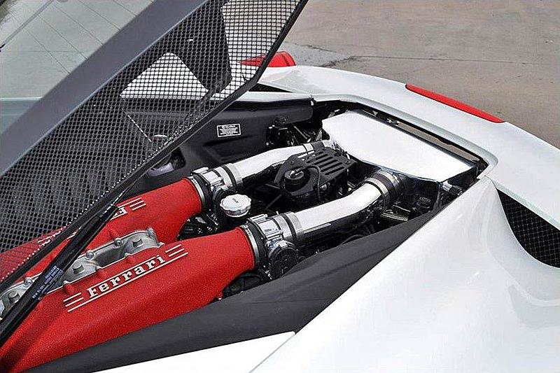 Underground Racing: Ferrari 458 Italia se dvěma turby!: - fotka 5
