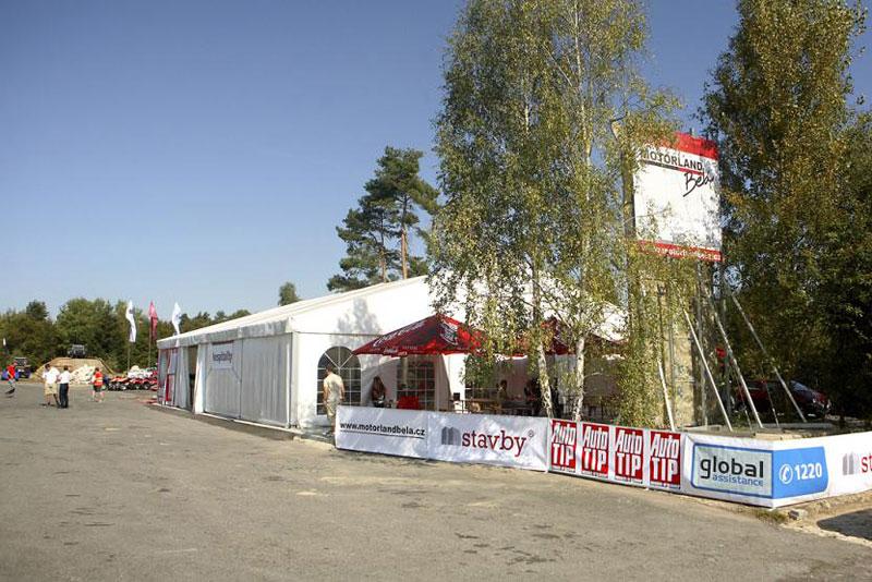 Motorland Bělá: další český (nejen) motoristický areál: - fotka 2