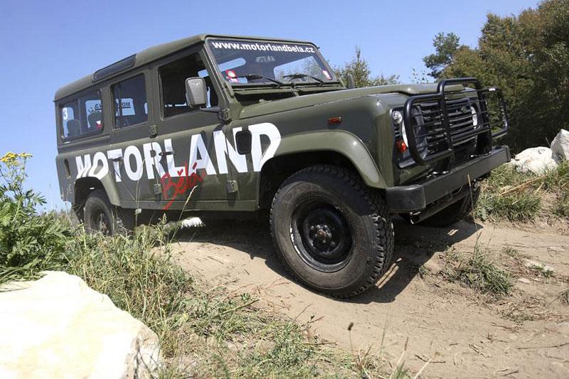 Motorland Bělá: další český (nejen) motoristický areál: - fotka 14