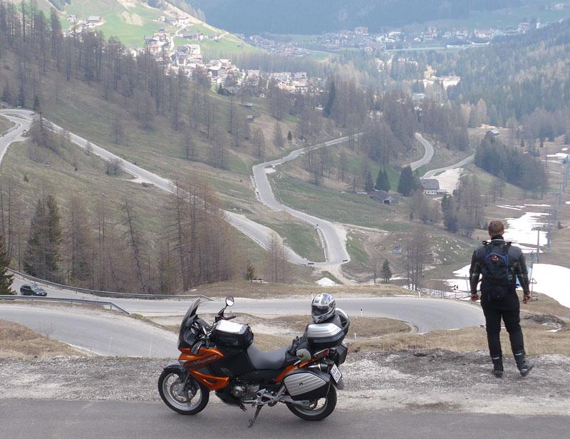 Dueltest - Honda XL1000V Varadero vs. Moto Guzzi Stelvio 1200: - fotka 44