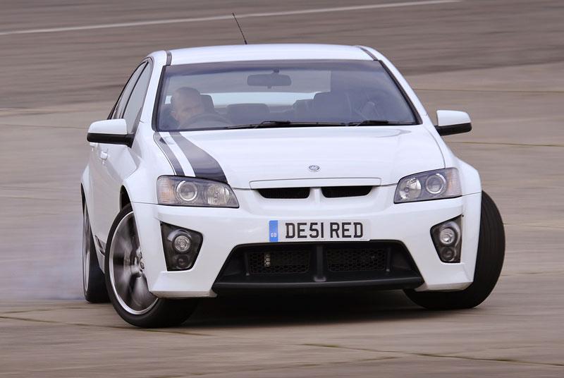 Vauxhall VXR8 Bathurst S: 560 koní by mohlo stačit: - fotka 5