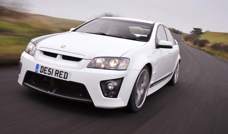 Vauxhall VXR8 Bathurst S: 560 koní by mohlo stačit: - fotka 11