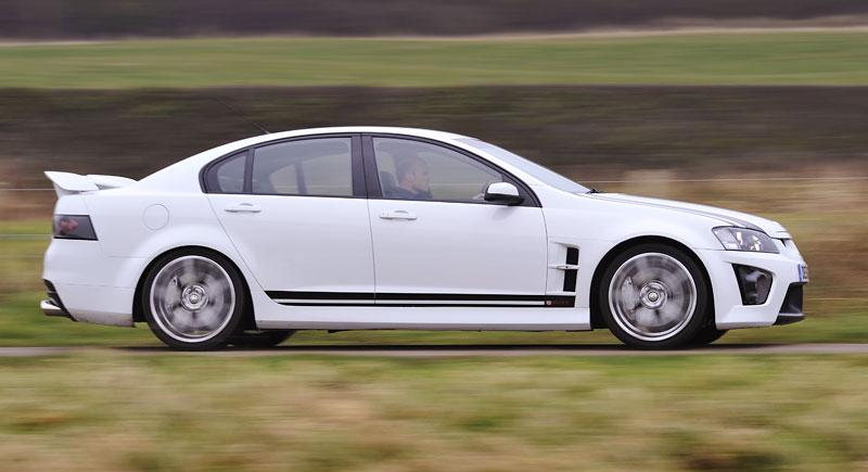 Vauxhall VXR8 Bathurst S: 560 koní by mohlo stačit: - fotka 15