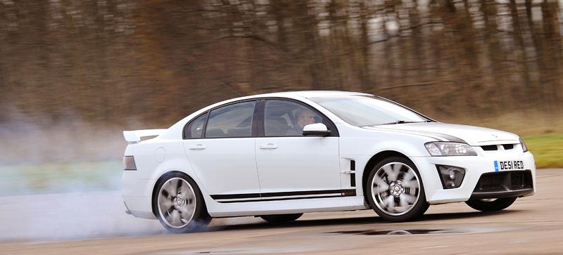 Vauxhall VXR8 Bathurst S: 560 koní by mohlo stačit: - fotka 16