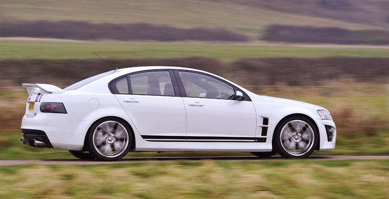Vauxhall VXR8 Bathurst S: 560 koní by mohlo stačit: - fotka 17