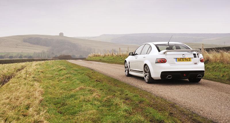 Vauxhall VXR8 Bathurst S: 560 koní by mohlo stačit: - fotka 19