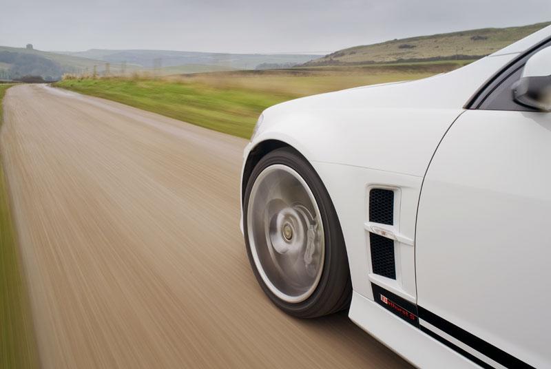 Vauxhall VXR8 Bathurst S: 560 koní by mohlo stačit: - fotka 27