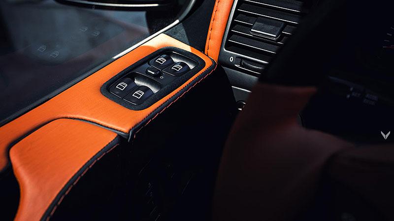 Mercedes-Benz G 55 AMG s pěknou porcí luxusu v interiéru: - fotka 10
