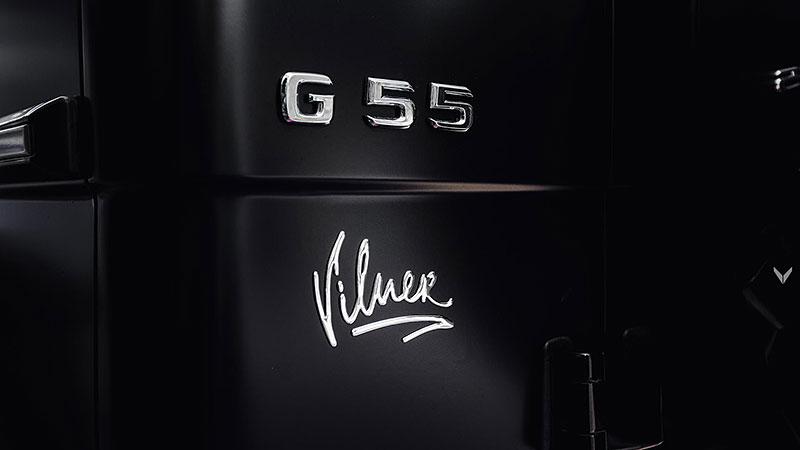 Mercedes-Benz G 55 AMG s pěknou porcí luxusu v interiéru: - fotka 12