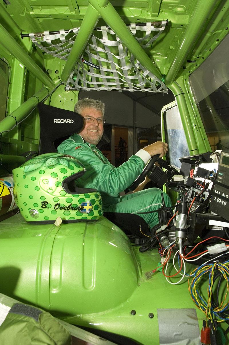 Mean Green: hybridní rekordman od Volvo Trucks: - fotka 1