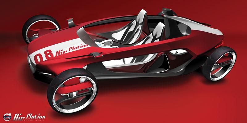L.A. Design Challenge: 1000 lb car: - fotka 78