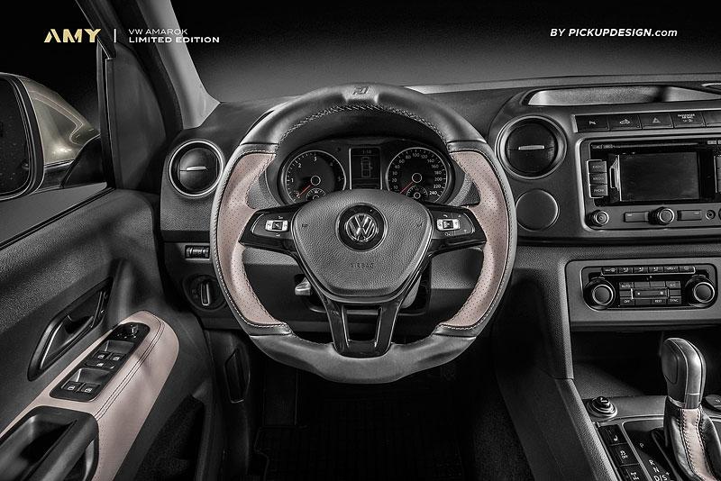 Carlex udělal z Volkswagenu Amarok drsnější off-road: - fotka 1
