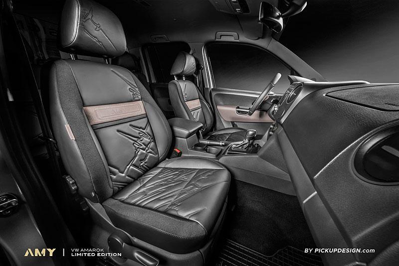 Carlex udělal z Volkswagenu Amarok drsnější off-road: - fotka 4