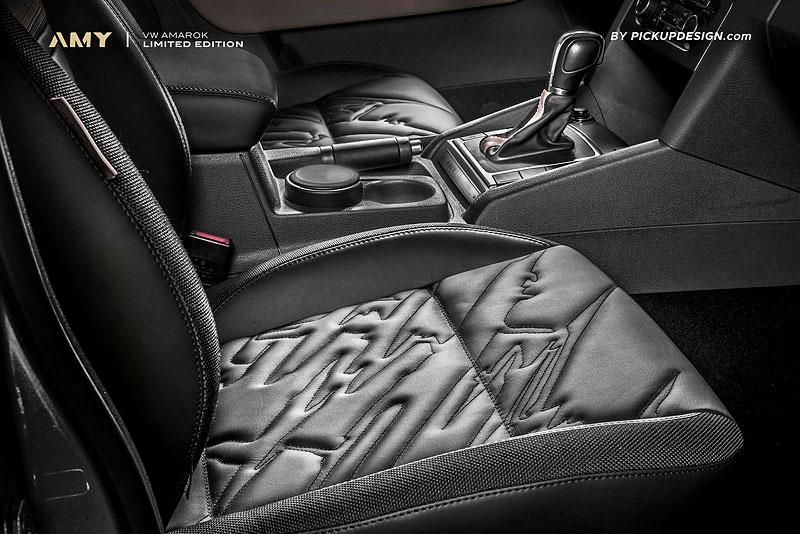 Carlex udělal z Volkswagenu Amarok drsnější off-road: - fotka 5