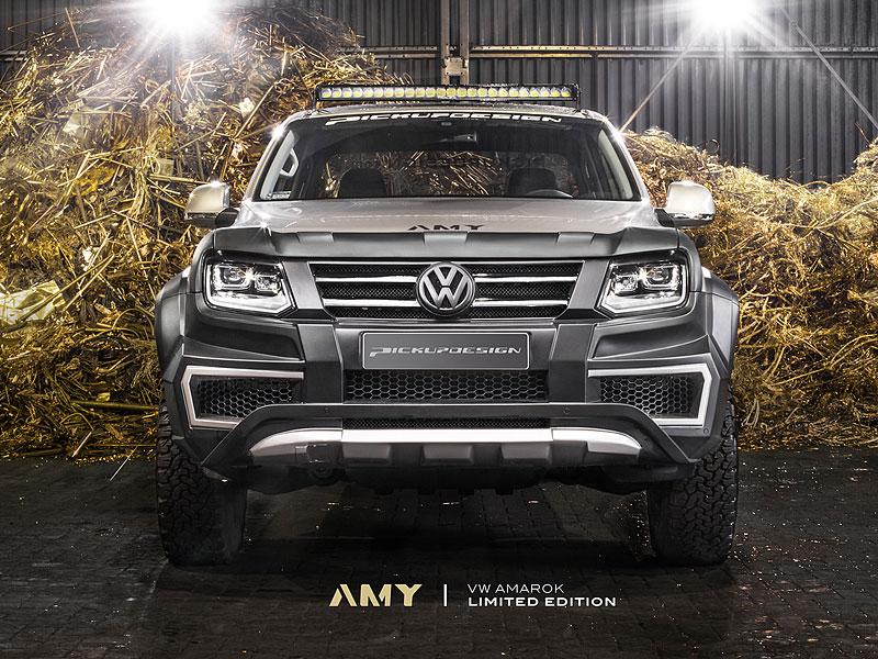 Carlex udělal z Volkswagenu Amarok drsnější off-road: - fotka 6