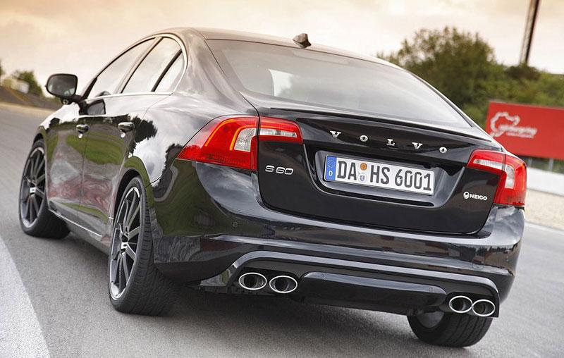 Volvo S60: Decentní sportovec od Heico Sportiv: - fotka 12