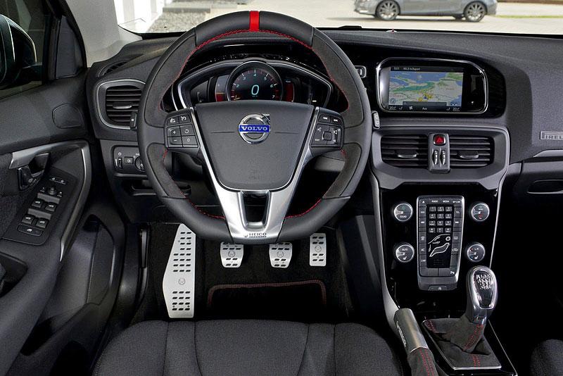 Heico Sportiv Volvo V40: limitka Pirelli Special Edition: - fotka 1