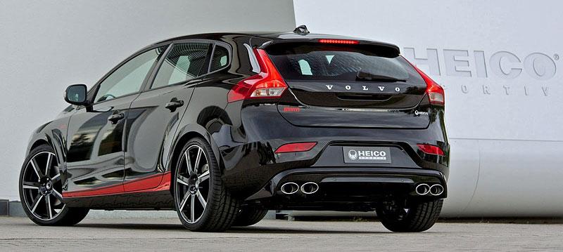 Heico Sportiv Volvo V40: limitka Pirelli Special Edition: - fotka 8