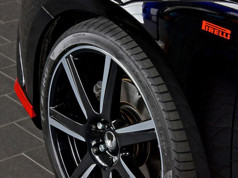 Heico Sportiv Volvo V40: limitka Pirelli Special Edition: - fotka 9