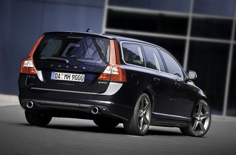Volvo V70 T6 AWD R-Design: 325 koní od Heico Sportiv: - fotka 9