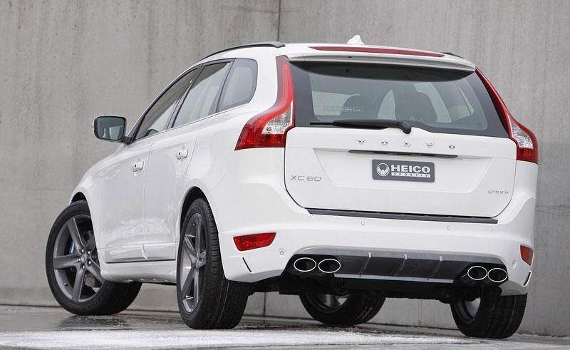 Volvo XC60: SUV po zásahu Heico Sportiv: - fotka 14