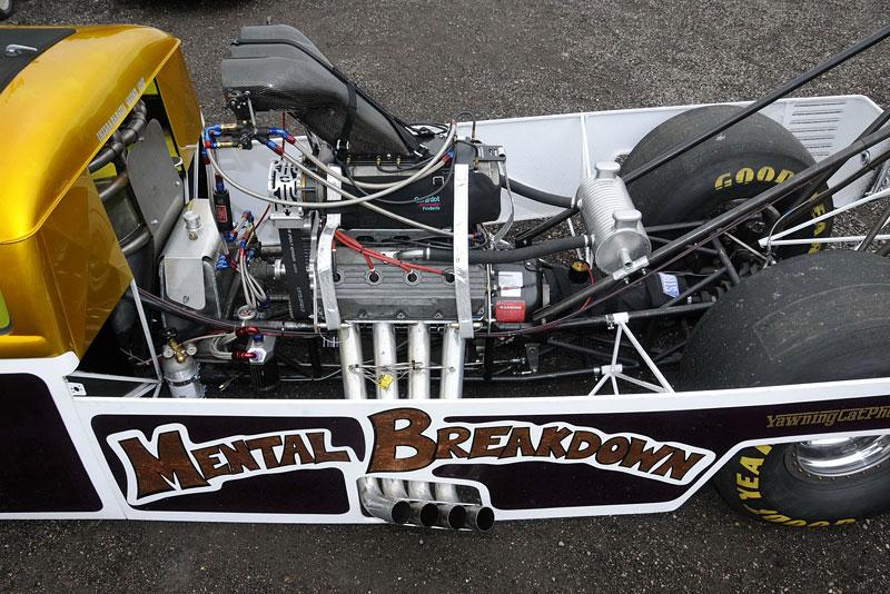 Essen 2010: Mental Breakdown - nejrychlejší