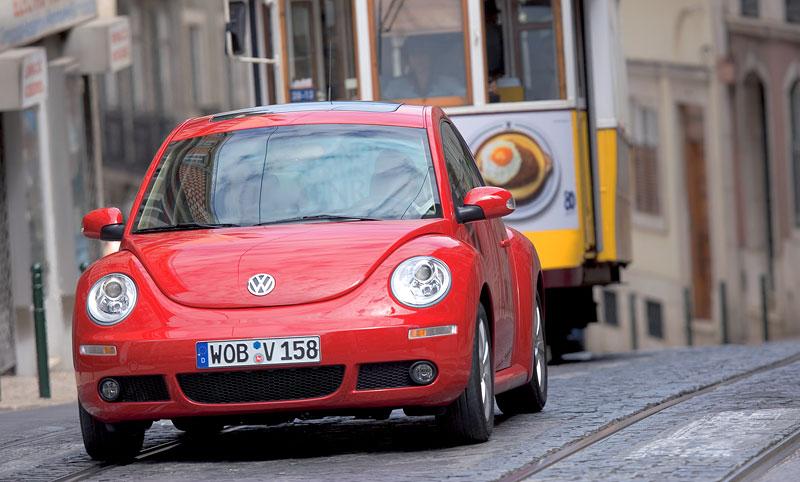 VW Beetle Cabrio Final Edition: (ne)nech brouka žít: - fotka 6