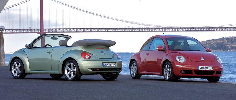 VW Beetle Cabrio Final Edition: (ne)nech brouka žít: - fotka 12