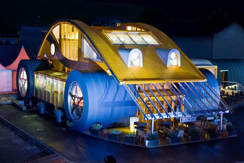 VW Beetle jako dům či restaurace?: - fotka 9
