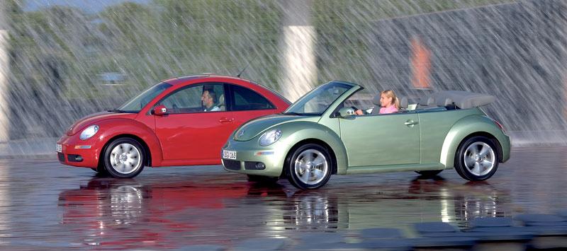VW Beetle Cabrio Final Edition: (ne)nech brouka žít: - fotka 15