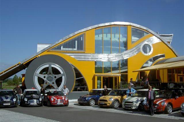 VW Beetle jako dům či restaurace?: - fotka 13