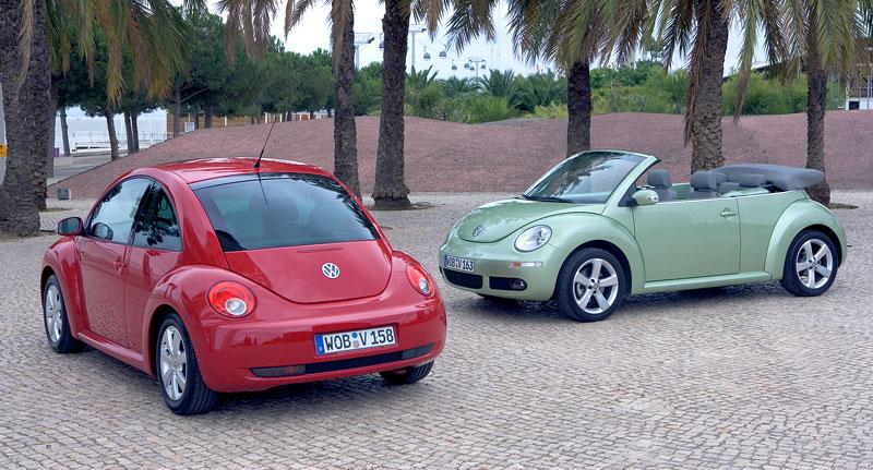 VW Beetle Cabrio Final Edition: (ne)nech brouka žít: - fotka 19