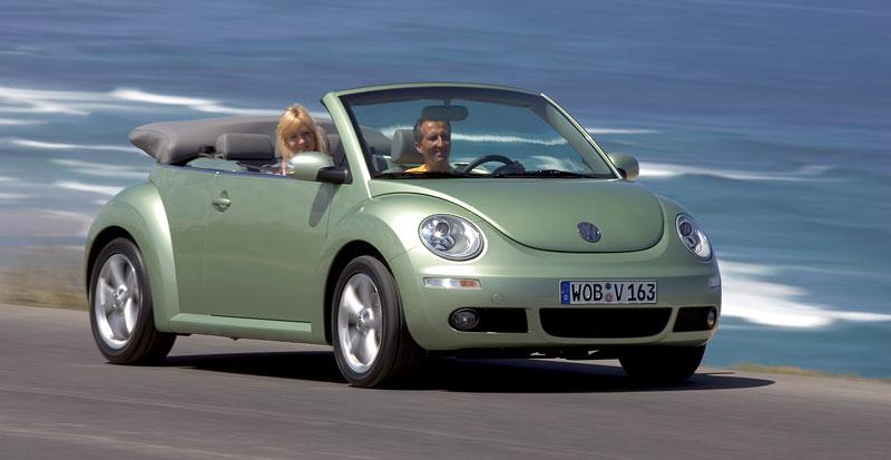 VW Beetle Cabrio Final Edition: (ne)nech brouka žít: - fotka 23