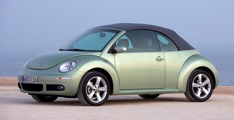 VW Beetle Cabrio Final Edition: (ne)nech brouka žít: - fotka 24