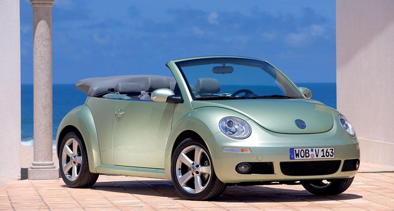 VW Beetle Cabrio Final Edition: (ne)nech brouka žít: - fotka 25