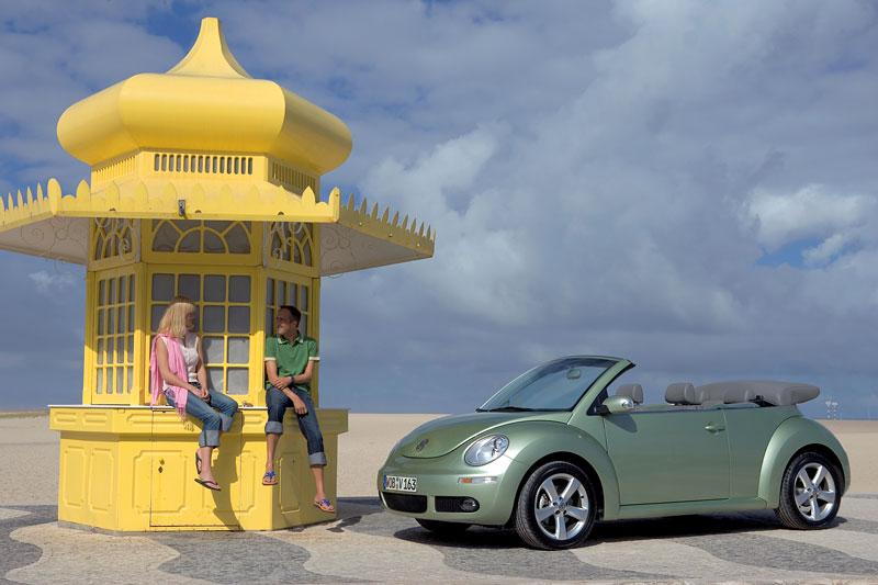 VW Beetle Cabrio Final Edition: (ne)nech brouka žít: - fotka 27