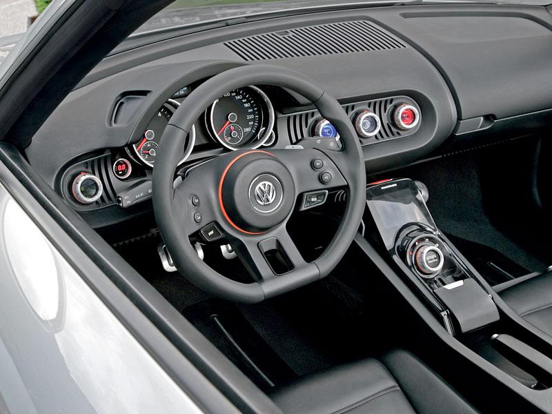 Volkswagen BlueSport dostal zelenou!: - fotka 1