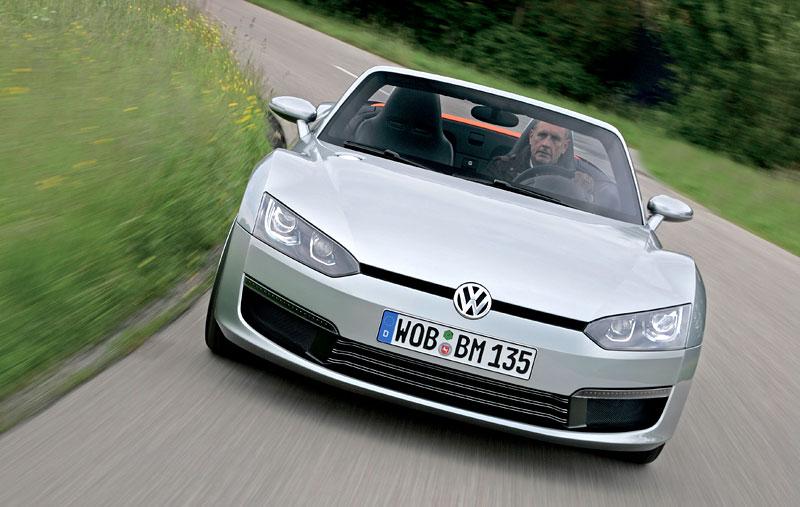 VW s motorem uprostřed? Vývoj jako na houpačce: - fotka 7
