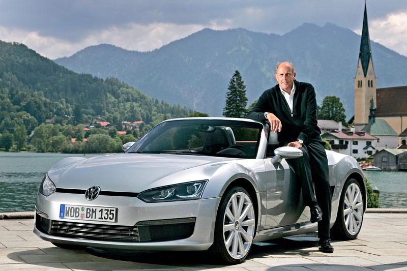 Volkswagen BlueSport dostal zelenou!: - fotka 10