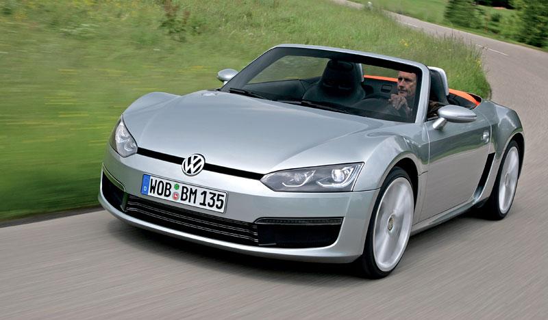 Volkswagen BlueSport dostal zelenou!: - fotka 11